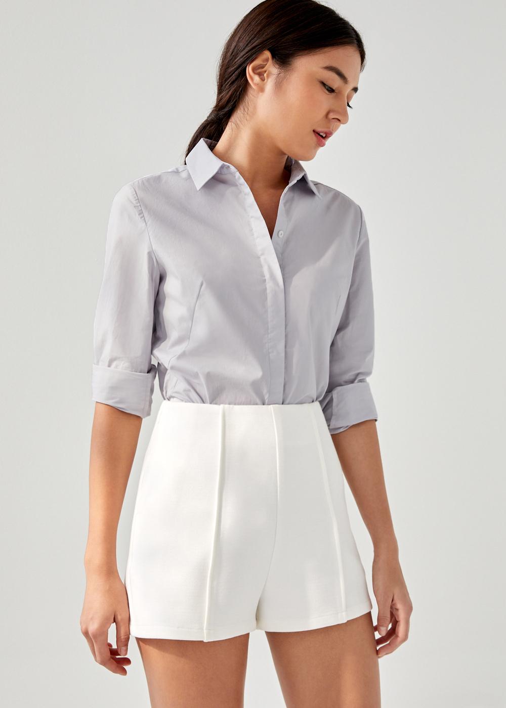 Ari Classic Button Down Shirt