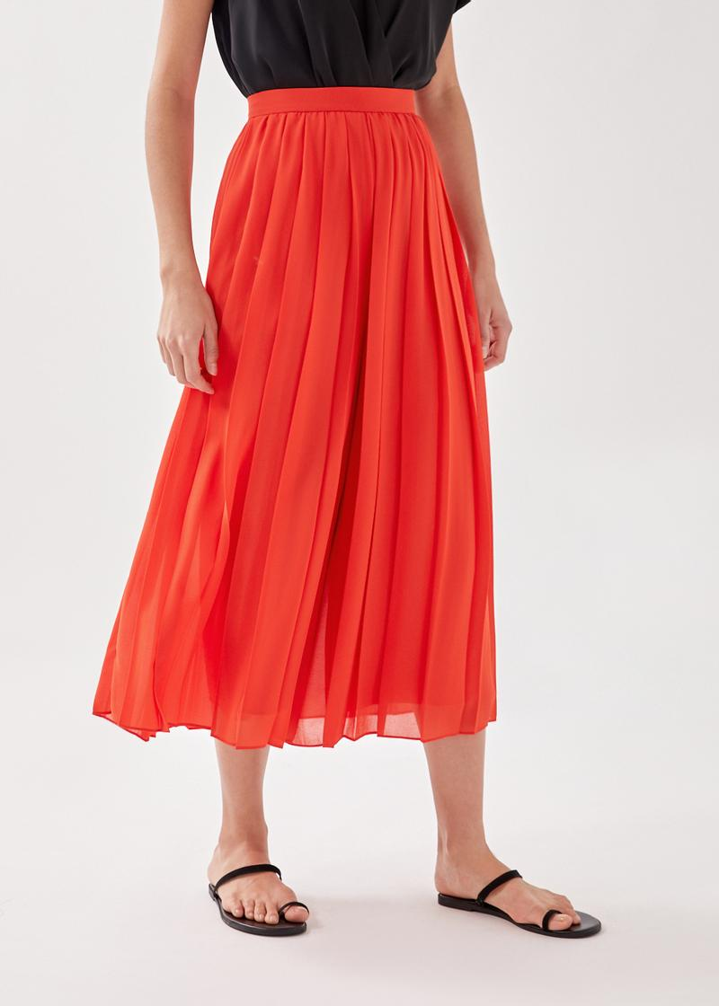 Livvy Pleated Culottes