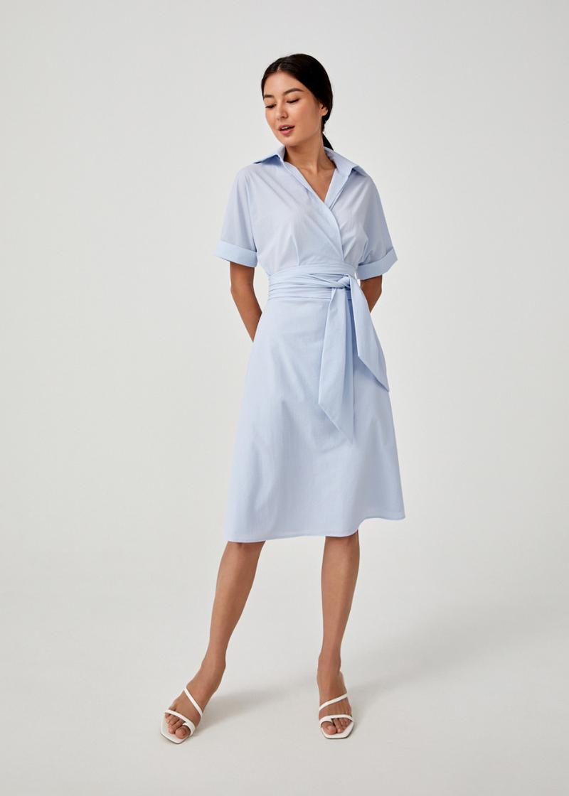 Baylie Midaxi Wrap Dress