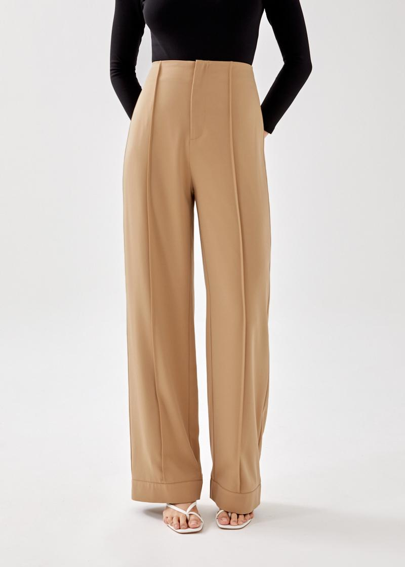 Robyn Pintuck Column Trousers