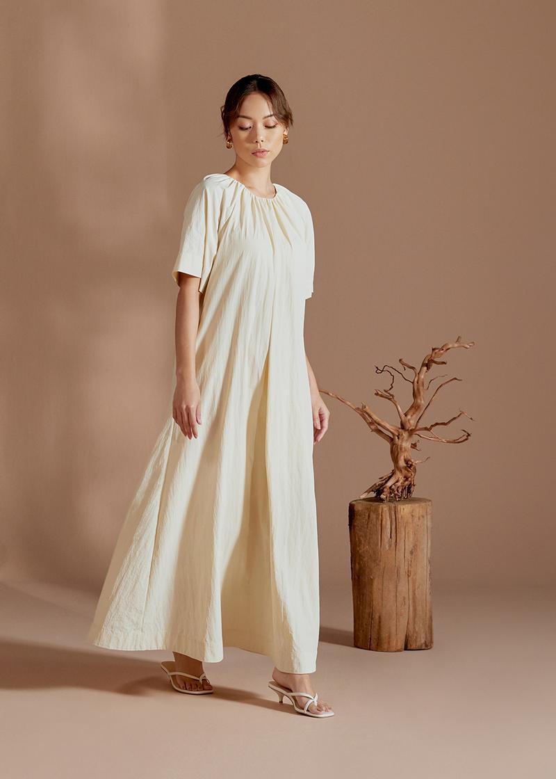 Mirah Trapeze Maxi Dress
