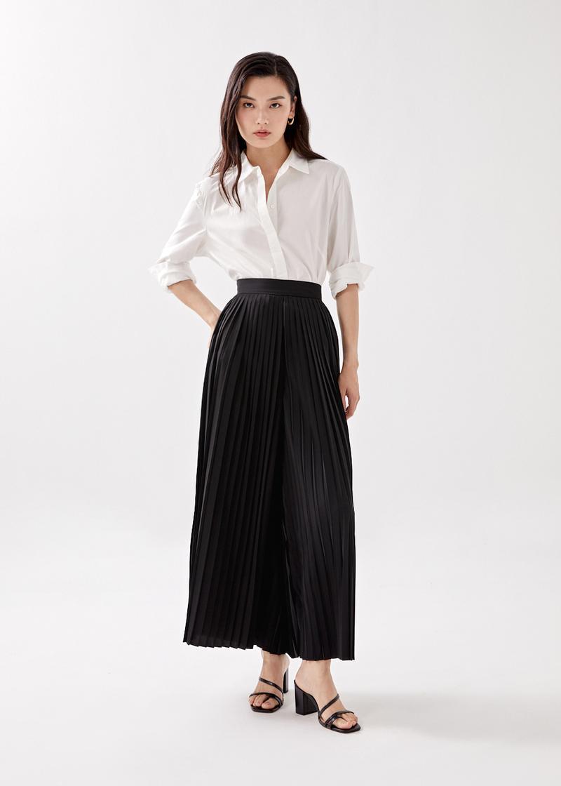 Sahana Pleated Pants