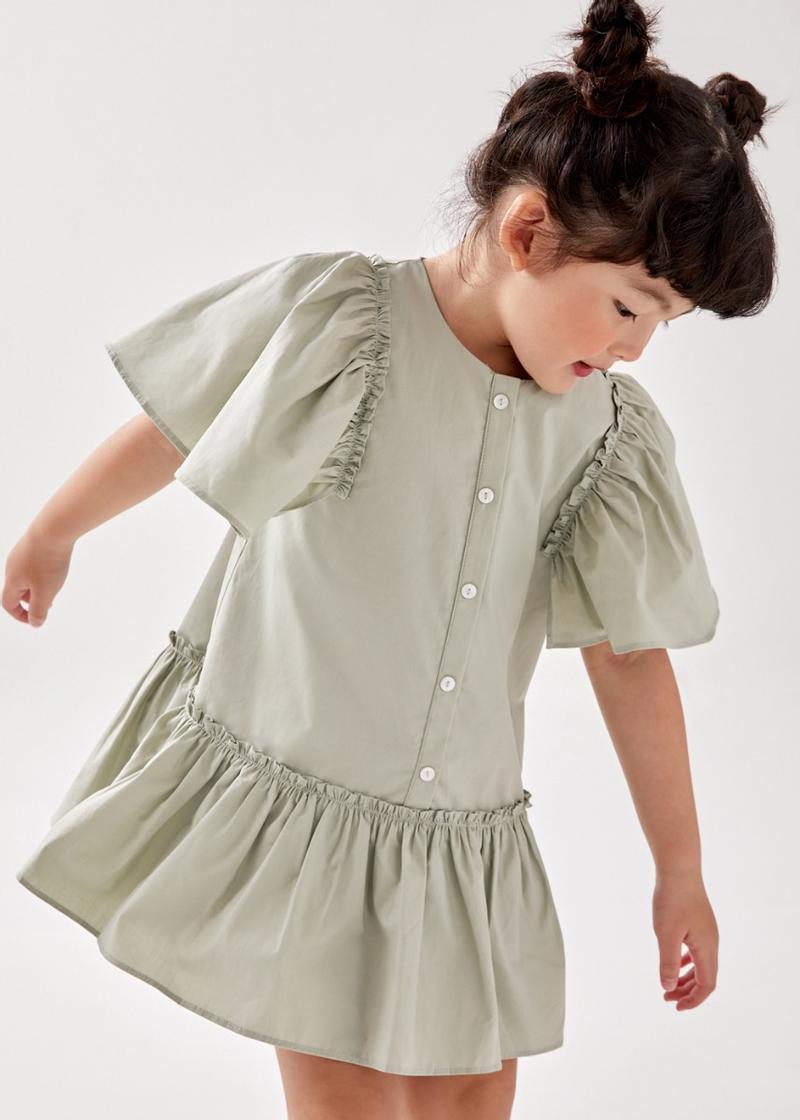 Olevi Dropwaist Dress