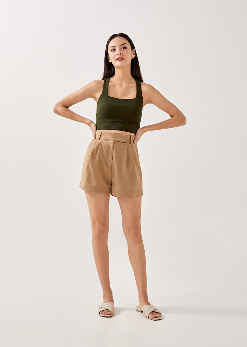 Danielle Padded Crossback Top