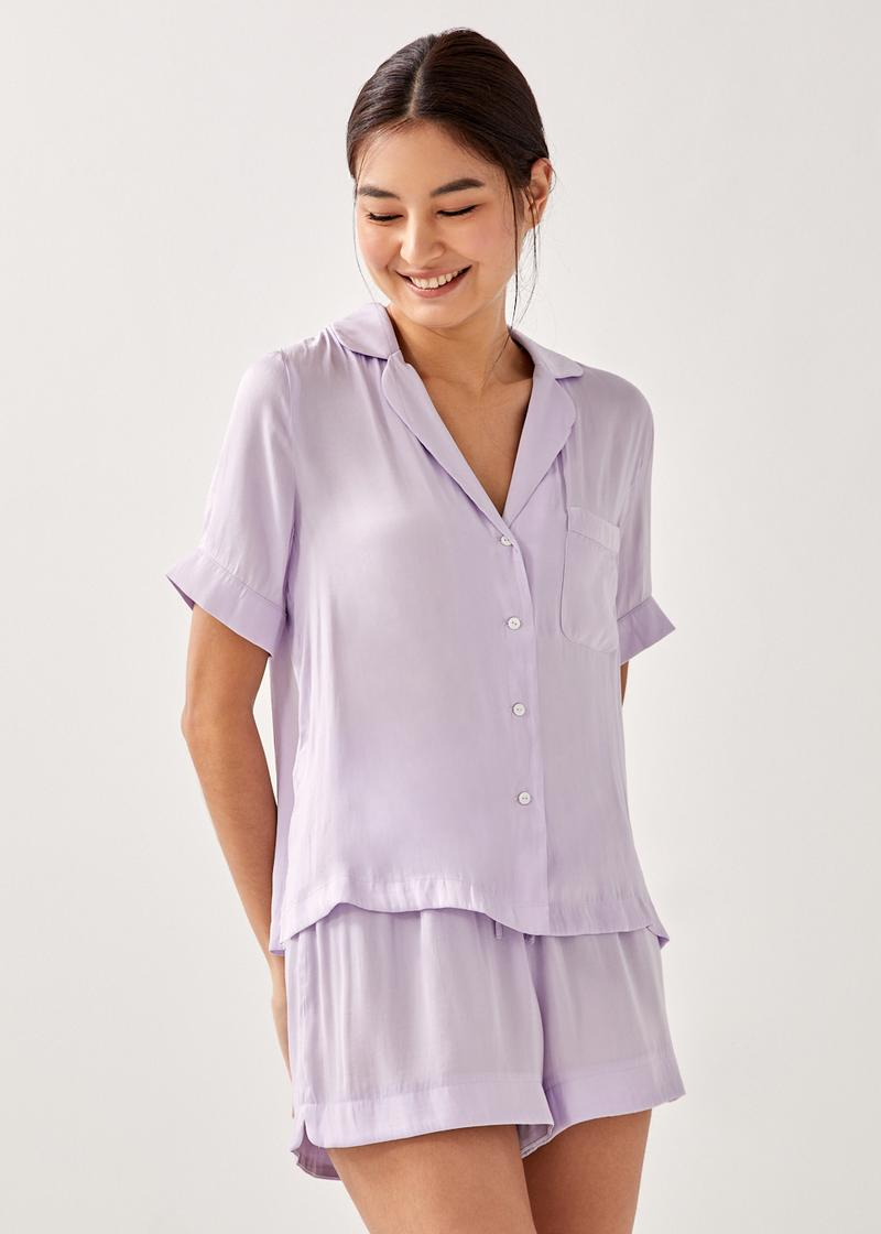 Solana Relaxed Lounge Shirt