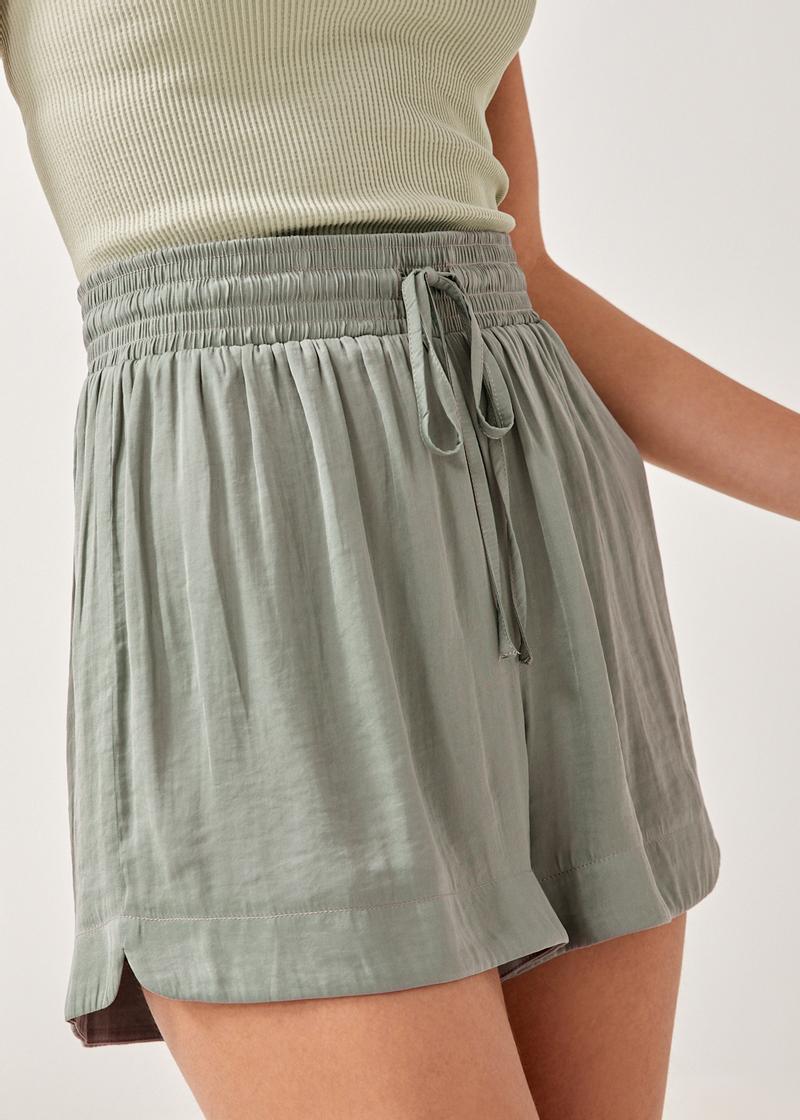 Solana Relaxed Lounge Shorts