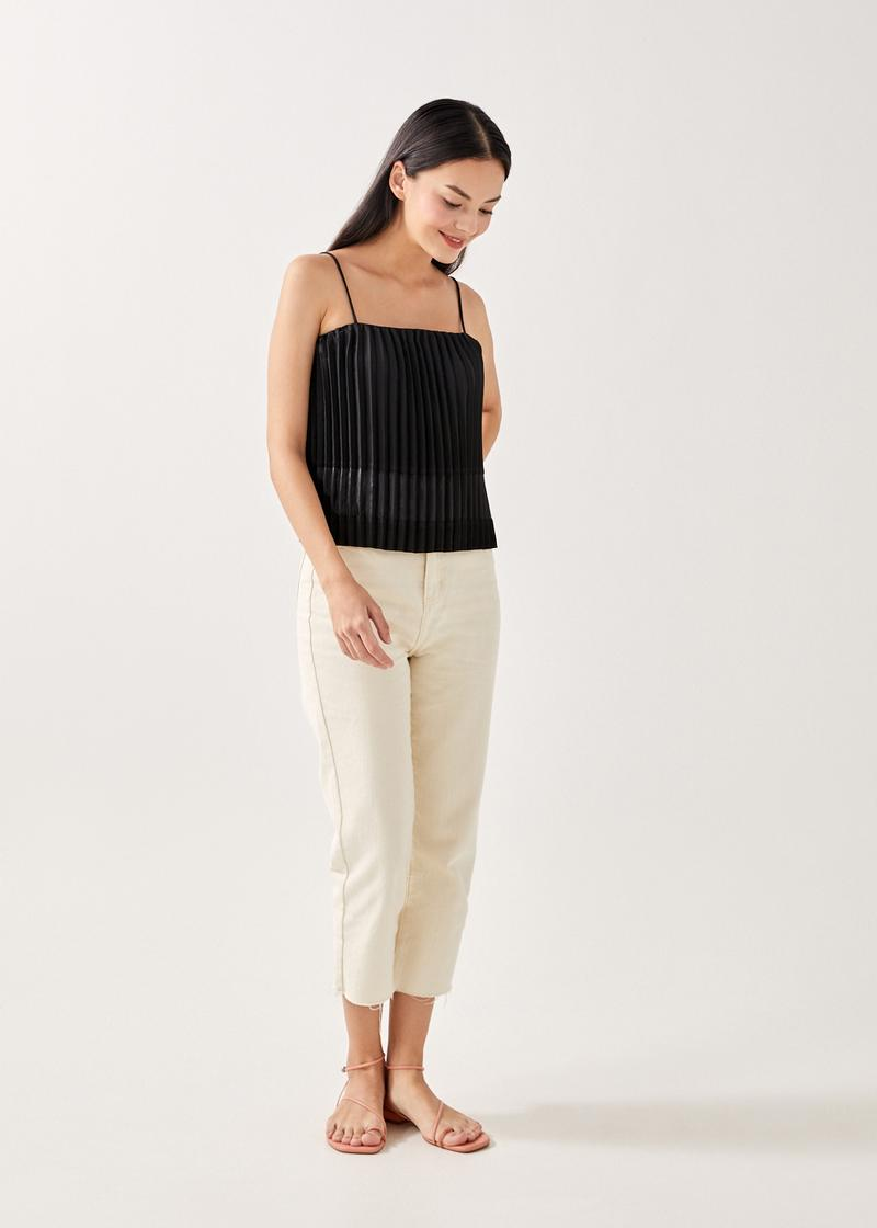Chrissy Pleated Camisole