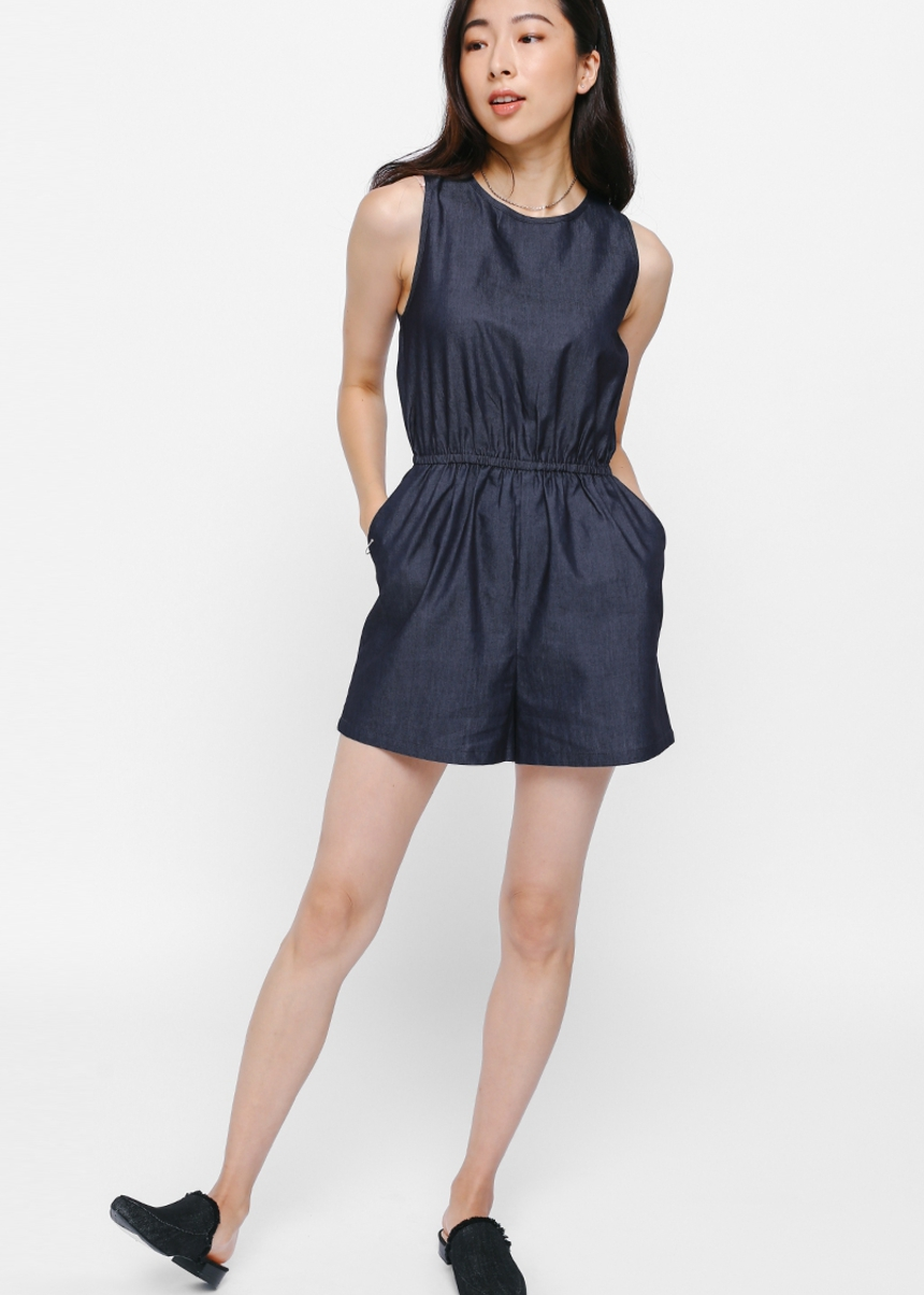 Physia Denim Playsuit