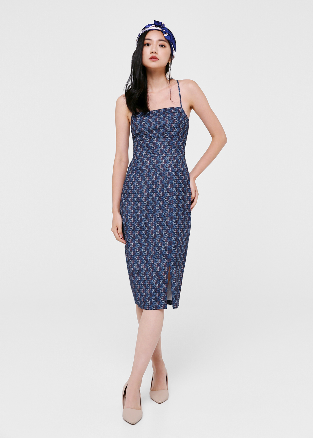 Sierra Bodycon Midi Dress