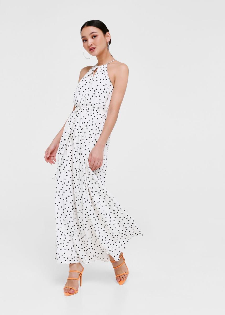 Hadlee Printed Sash Tie Maxi Dress