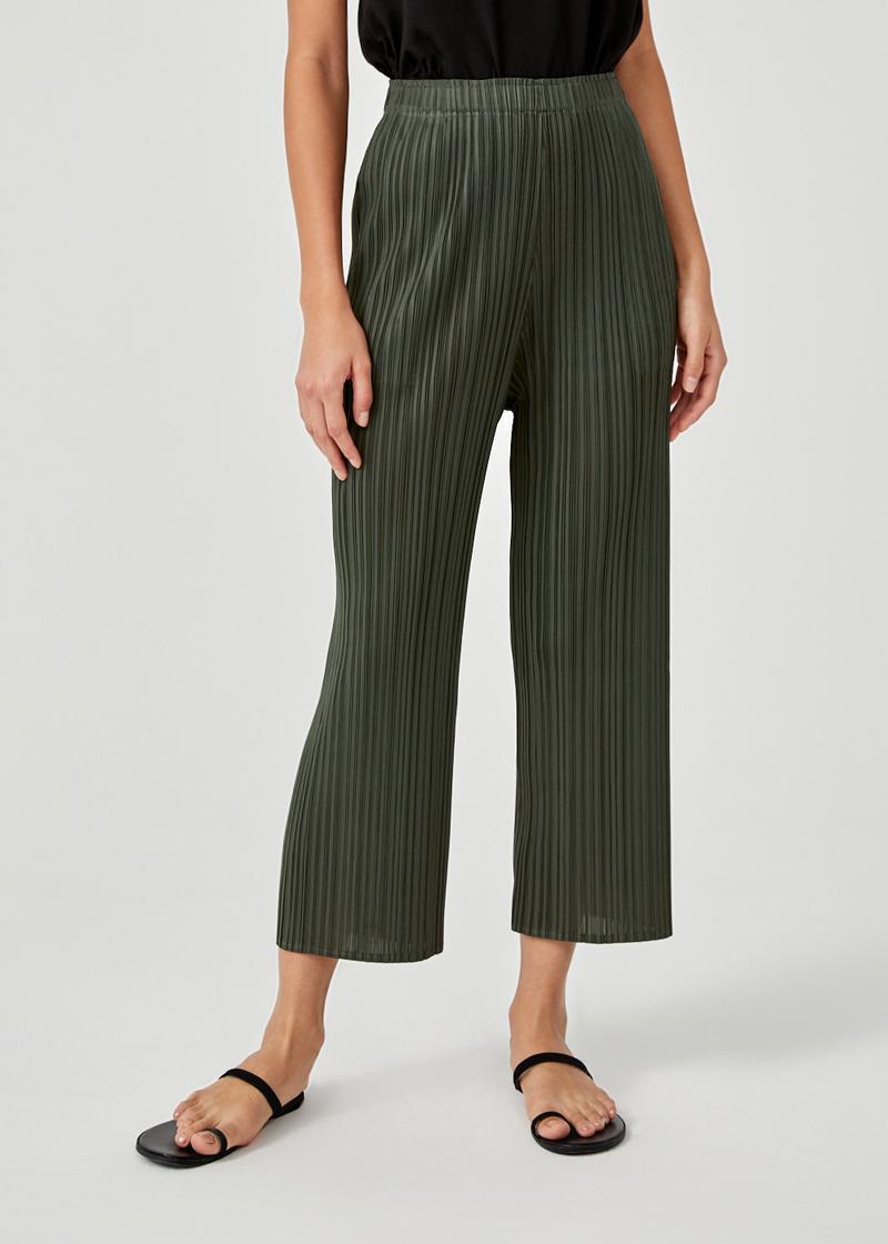 Celesta Pleated Pants