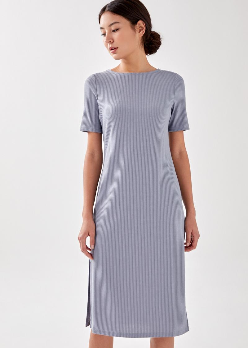 Amabil Relaxed Midi Dress
