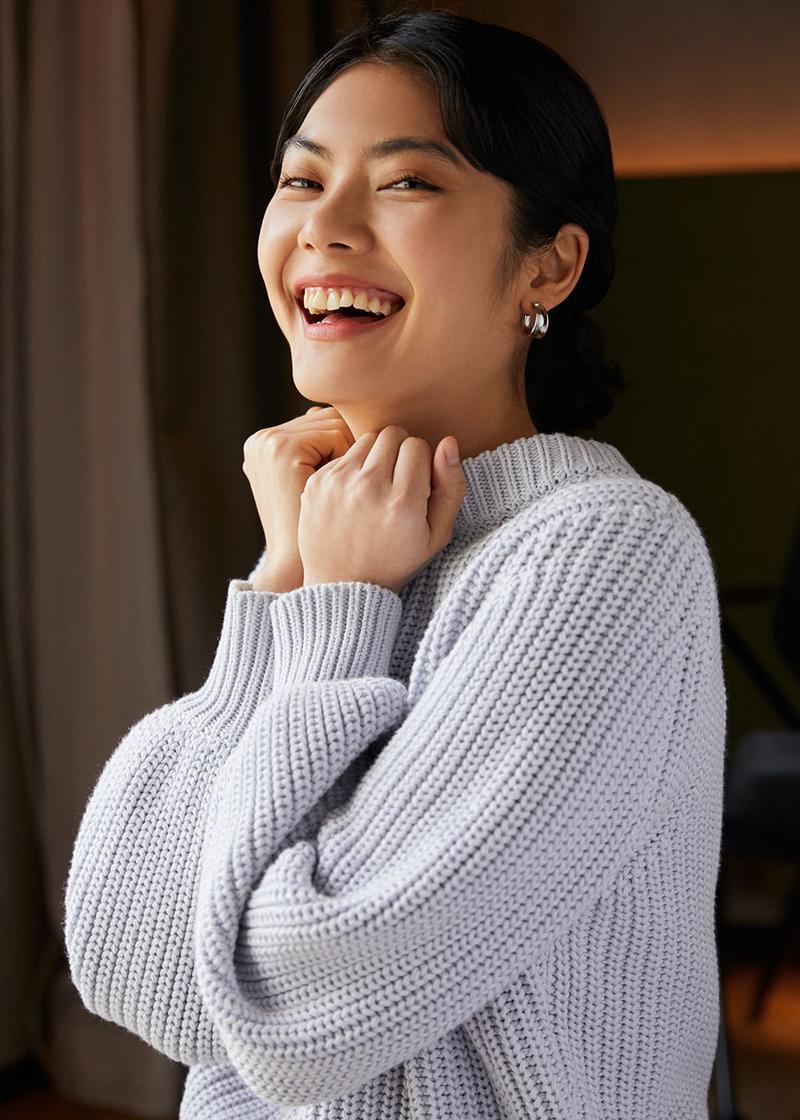 Meridia Chunky Knit Jumper