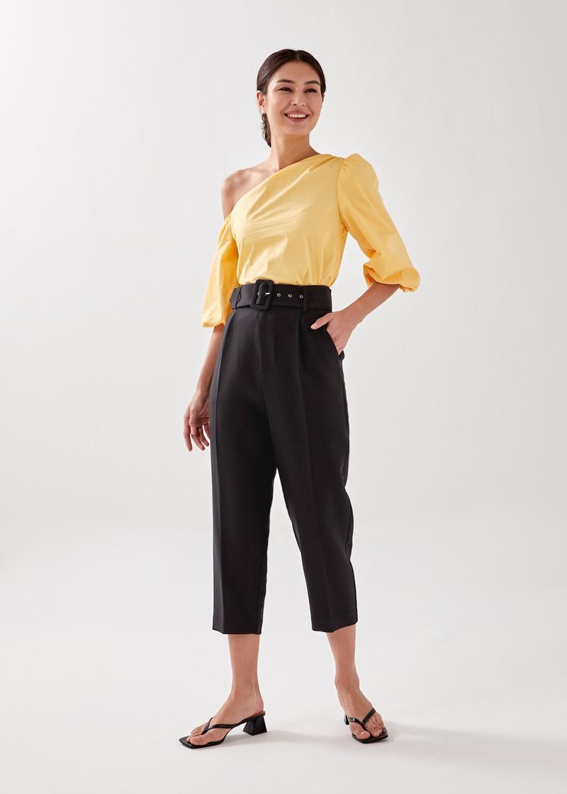 Maybelle Tailored Peg Leg Pants