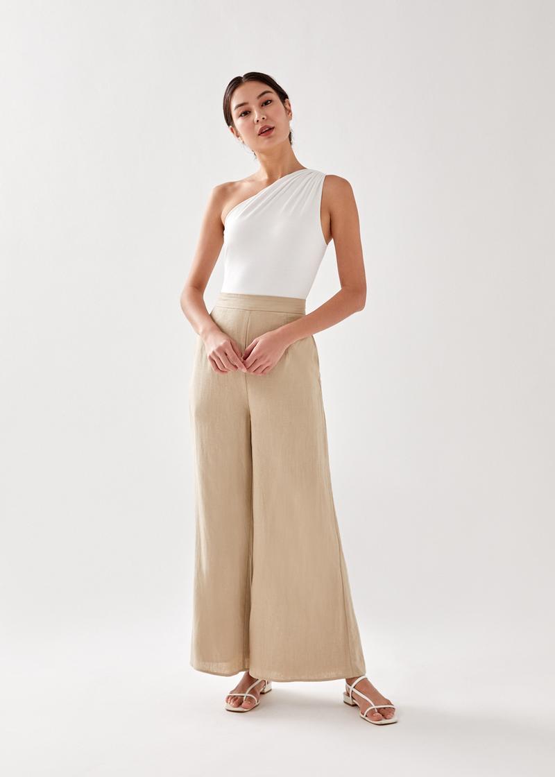 Milah Asymmetrical Bodysuit
