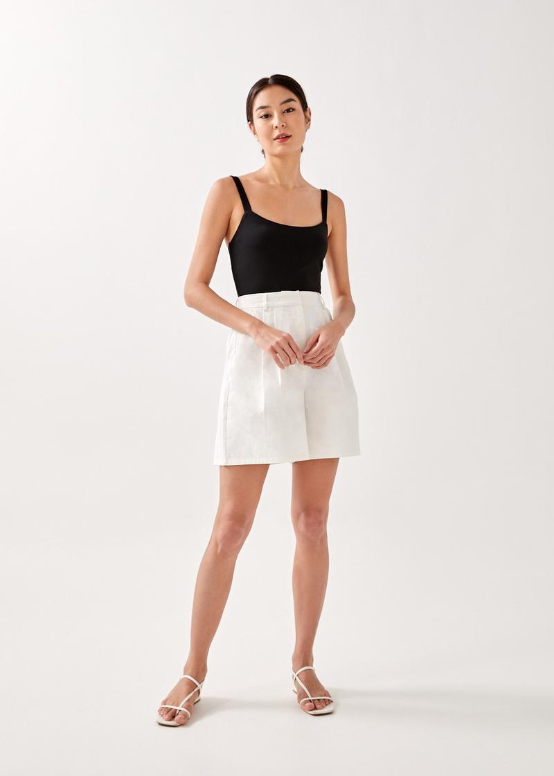 Karin Scoop Neck Bodysuit