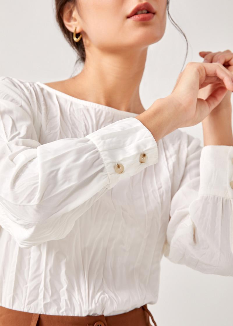 Krita Textured Blouse
