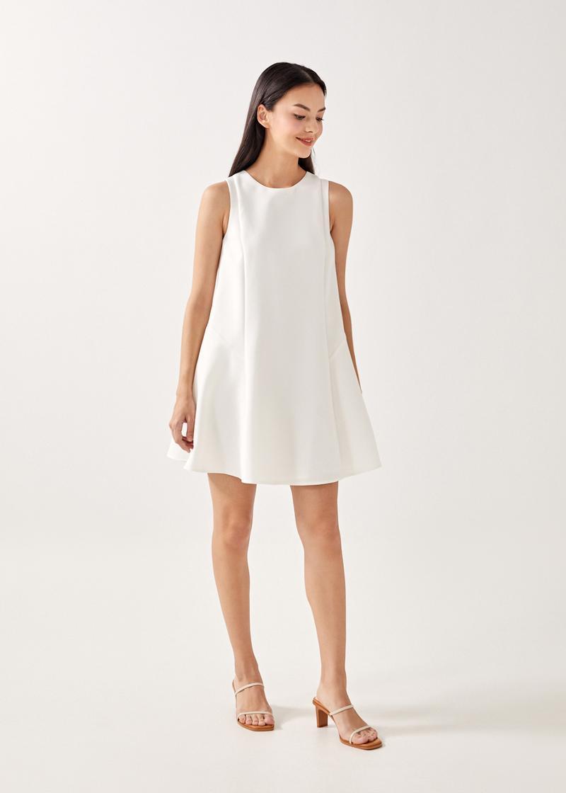Margo Flare Mini Dress