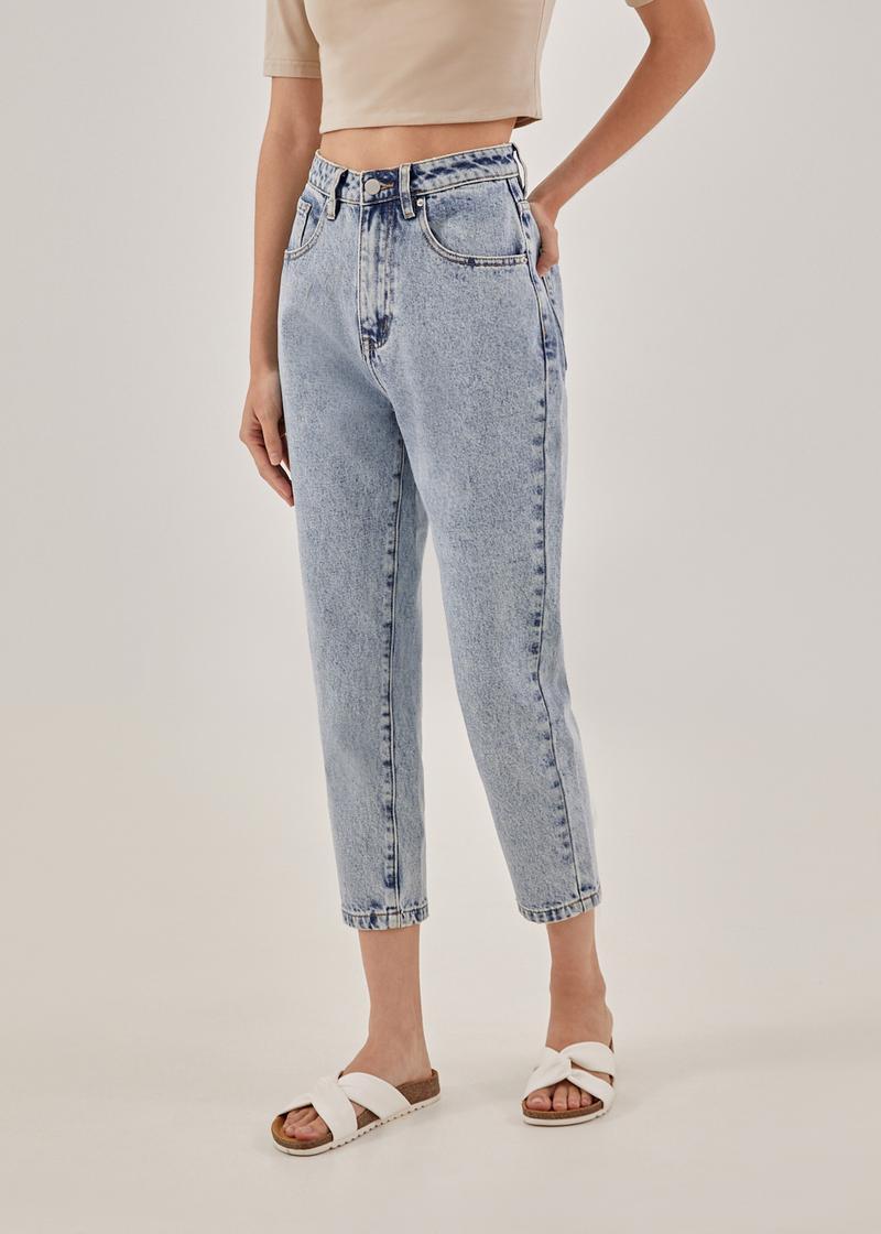 Brilynn Denim Mom Jeans