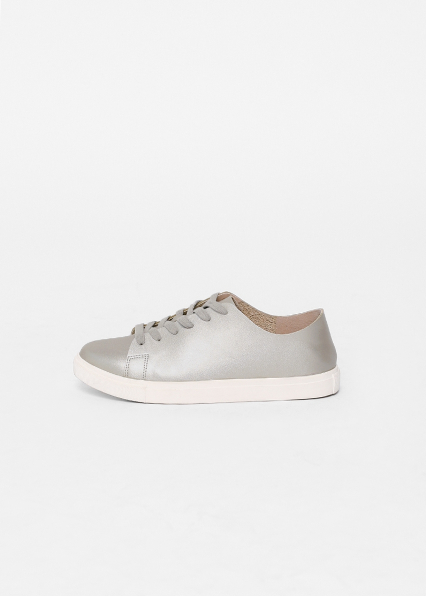 Chaymae Metallic Sneakers