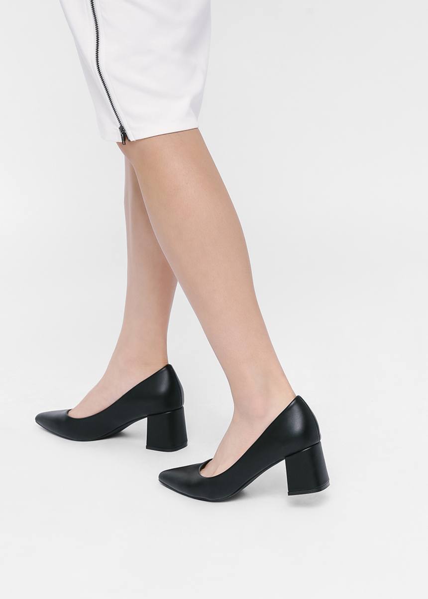 Malegrea Block Heel Pumps