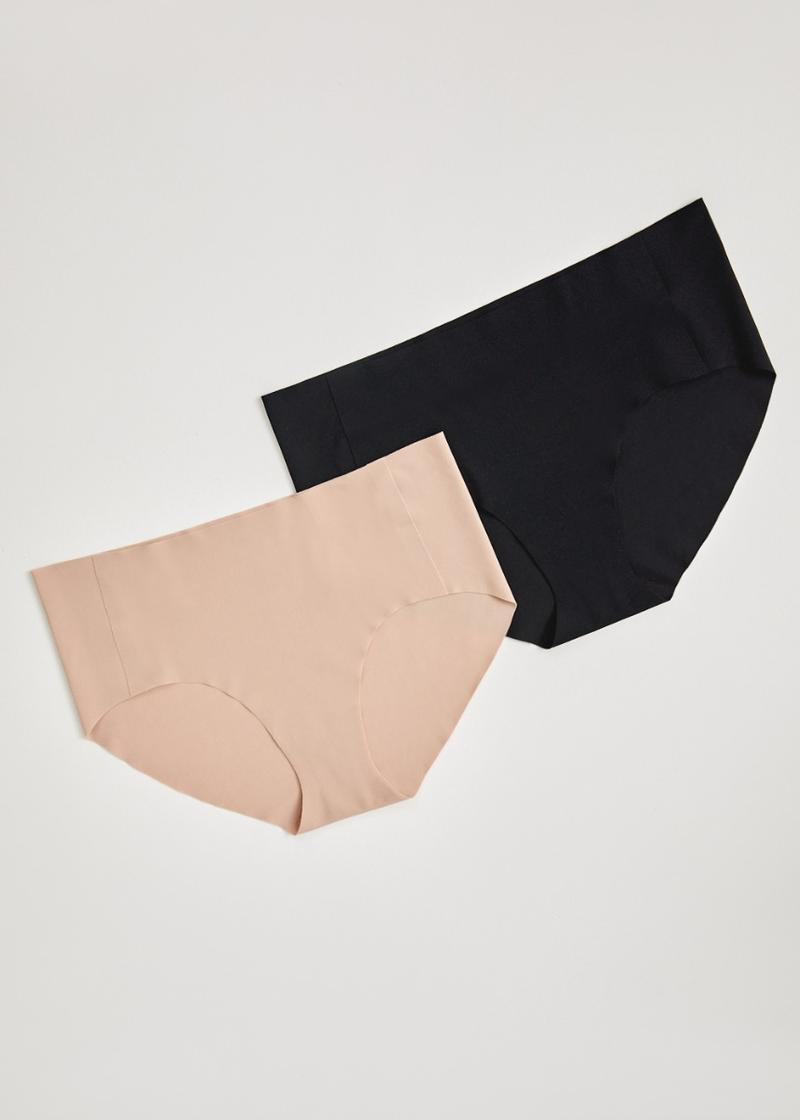 Terella Seamless Hiphugger Panties