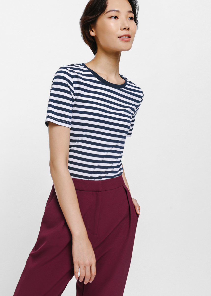 Raelee Striped T-shirt