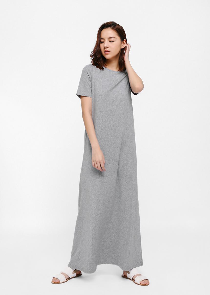b6eb82ca8e1 Buy Malmarie Maxi T-shirt Dress @ Love, Bonito Singapore | Shop ...