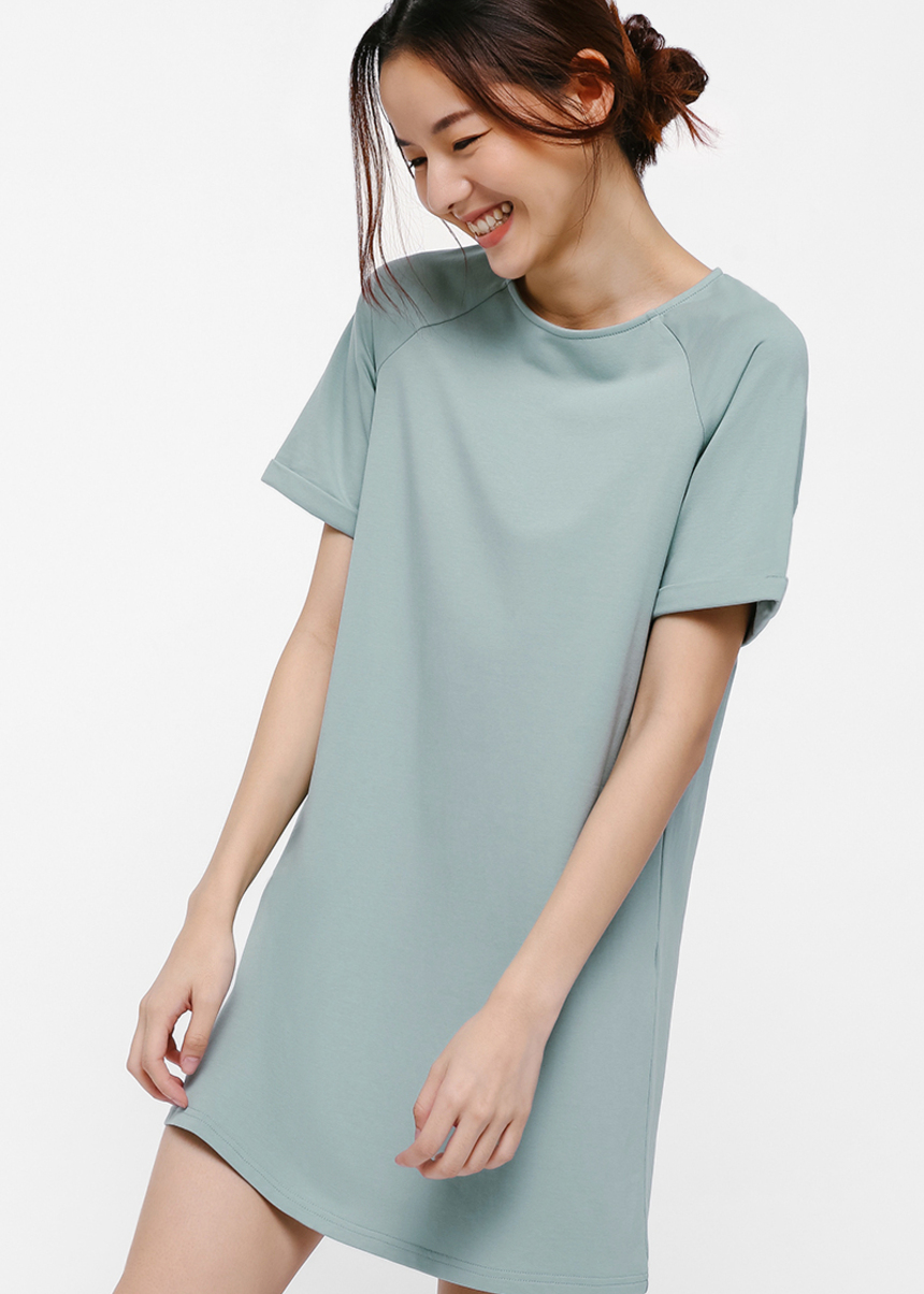 Celine Relaxed Fit T-shirt Dress