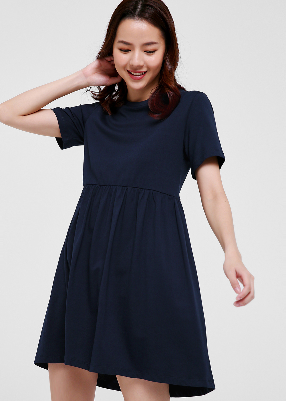 Bessie Babydoll Dress