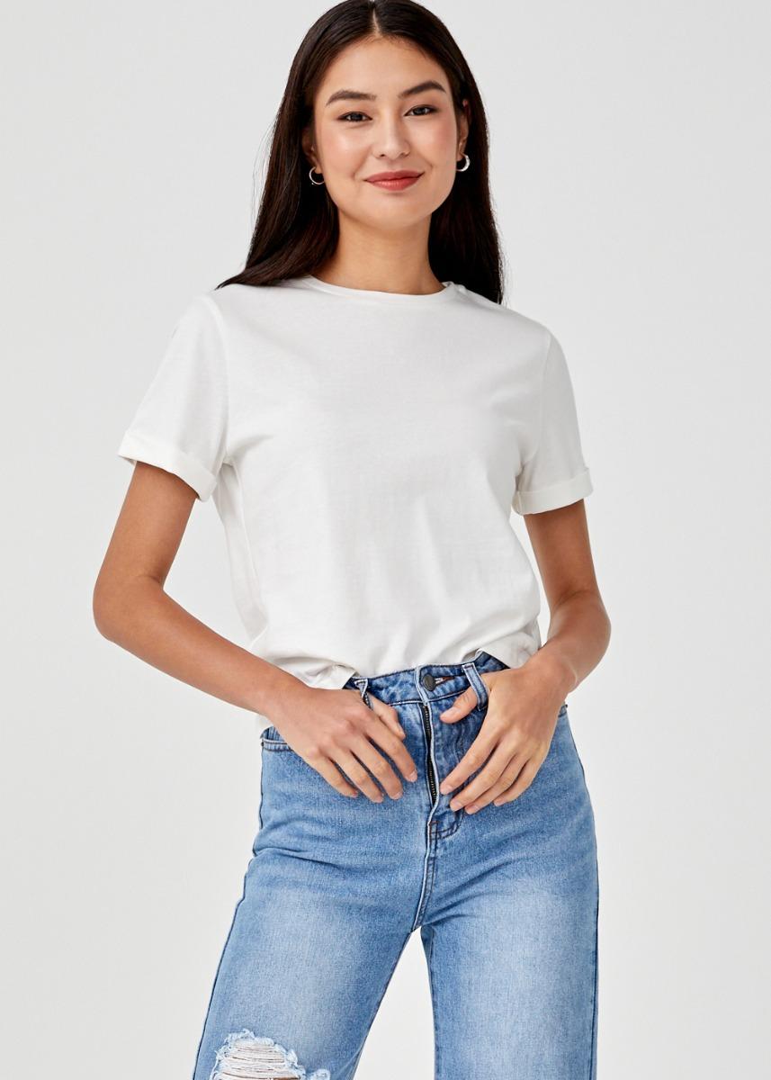 Sophiana Crew Neck T-shirt