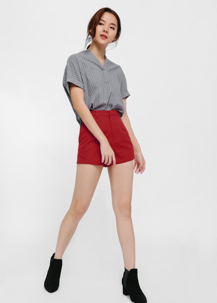 Salmoa Pocket Shorts