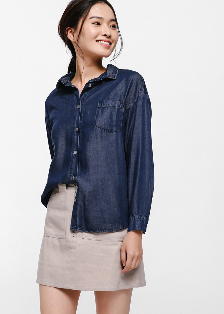 Skye Denim Shirt