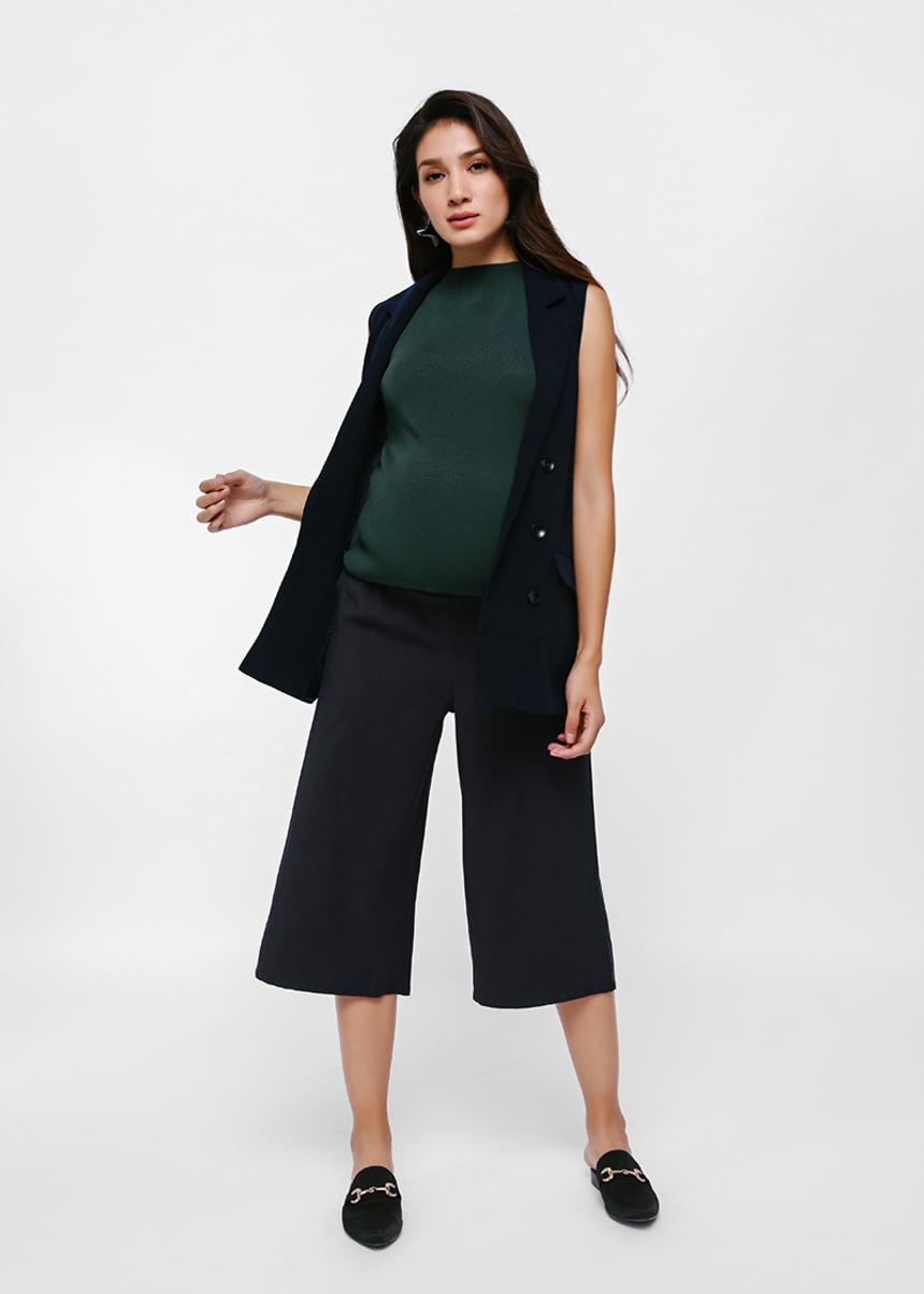 Eloise Elastic Waist Culottes
