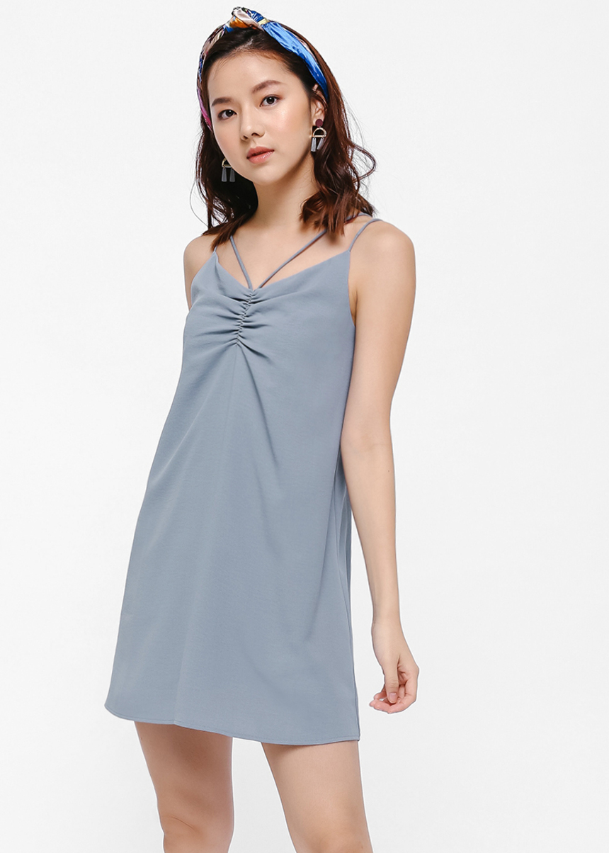Chikako Ruch Front Slip Dress