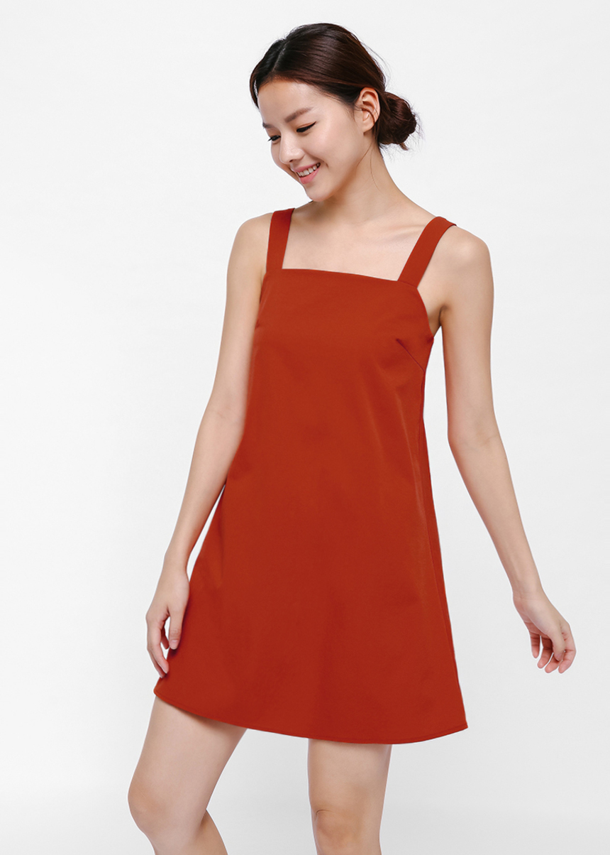 Frida Mini Slip Dress