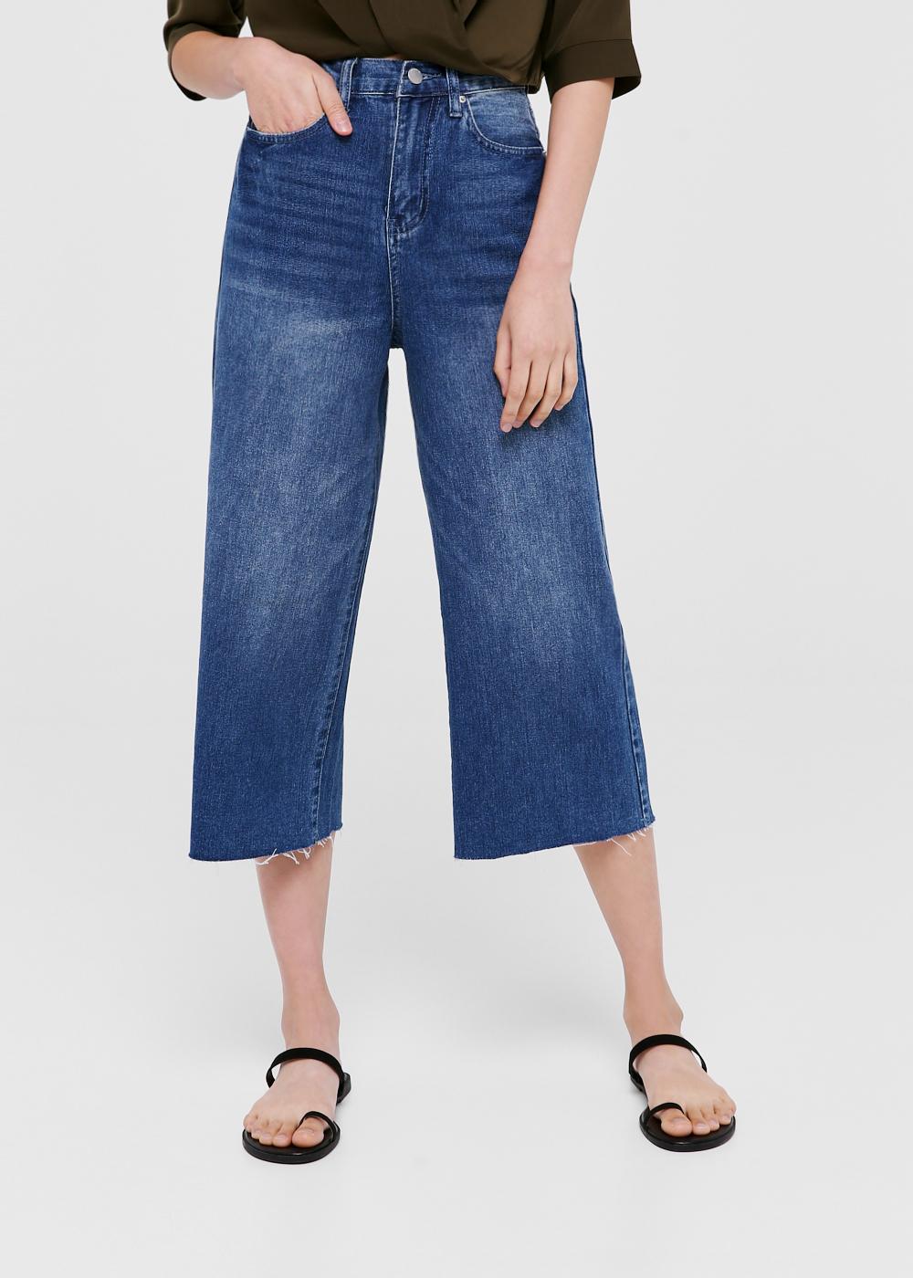 Vivian Culotte Jeans