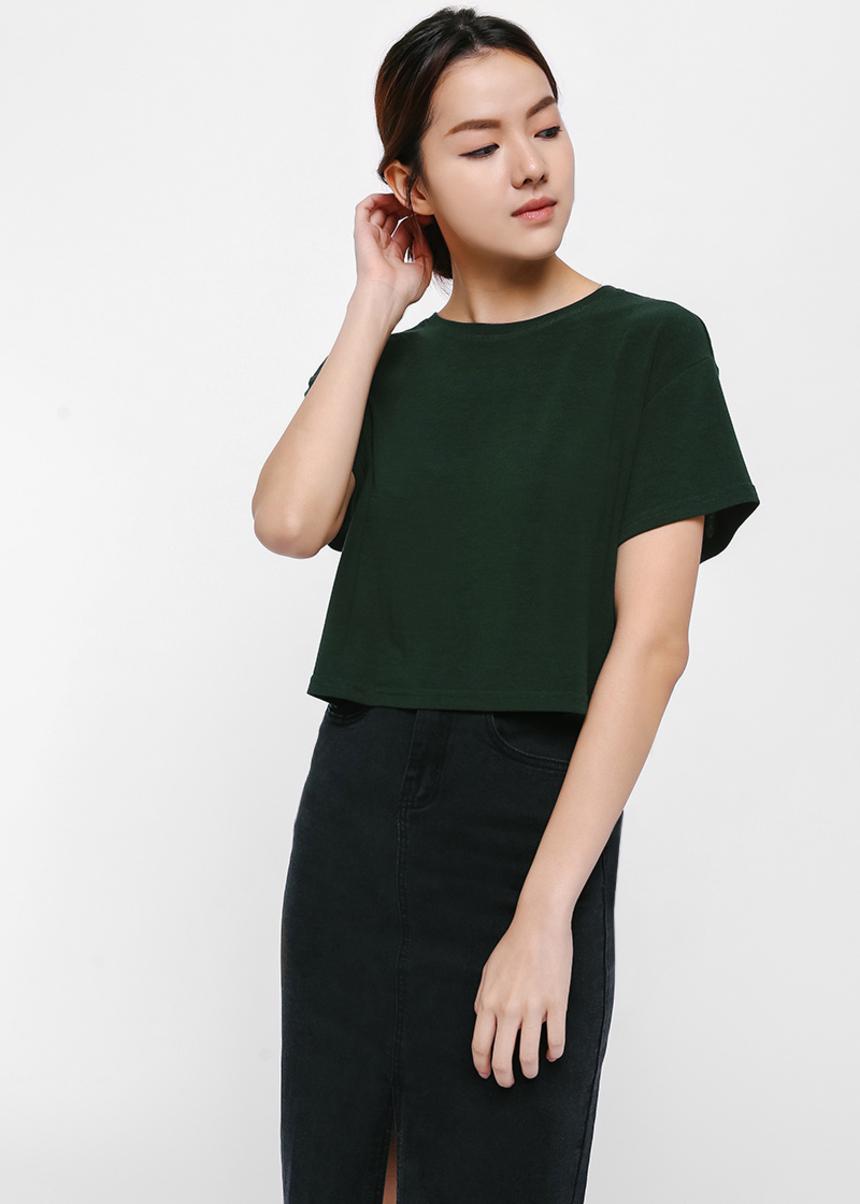Tina Boxy T-Shirt