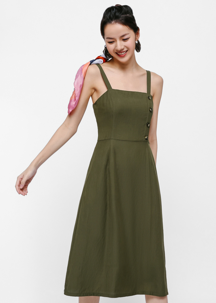 Delphine Midi Dress