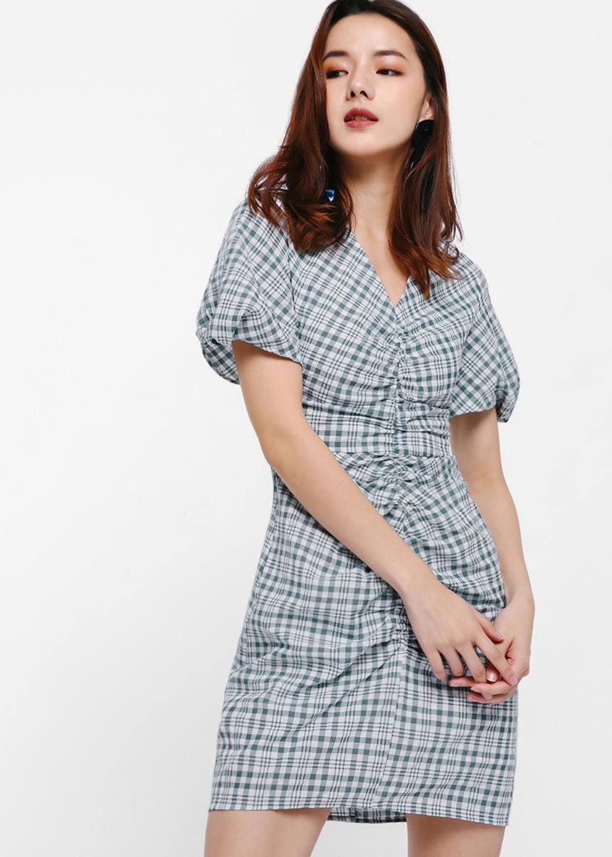 Lenne Ruch Mini Dress
