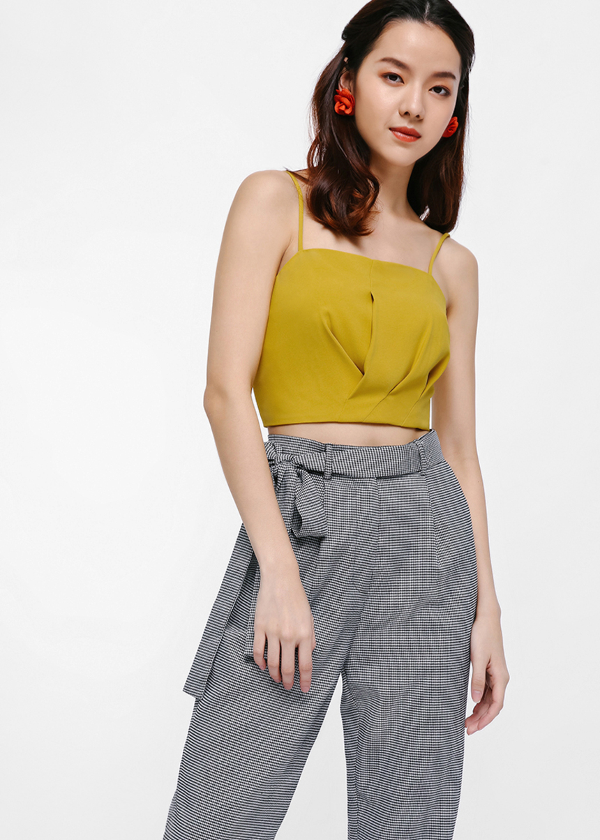 Leray Crop Camisole