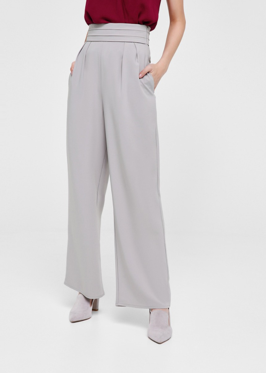 Abril Wide Leg Pants