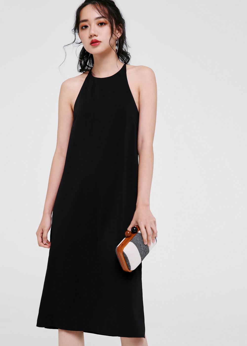 Petunia Midi Slip Dress
