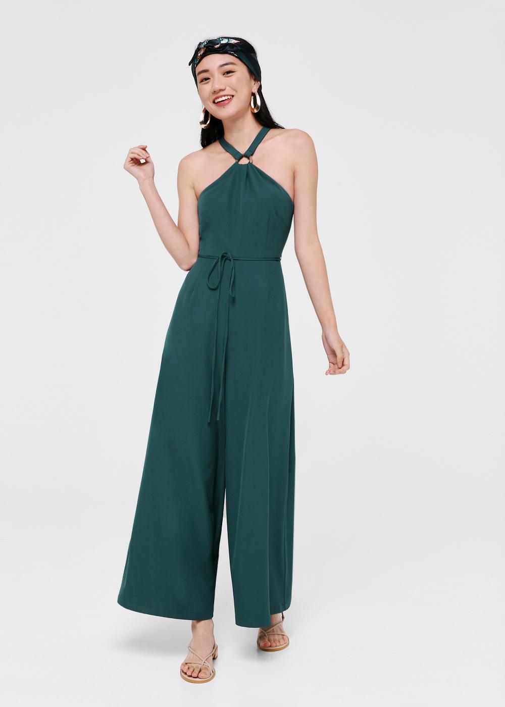 e65e5cf3d473f Buy Skylar Halter Neck Jumpsuit @ Love, Bonito | Shop Women's ...