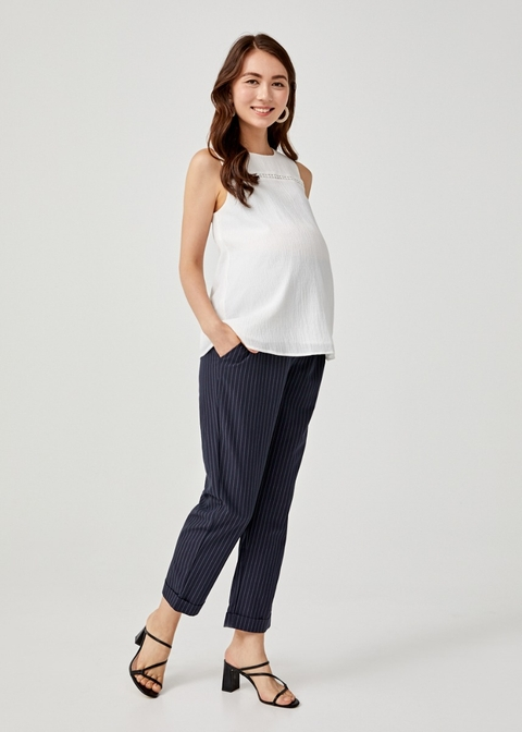 Frieda Tailored Peg Pants