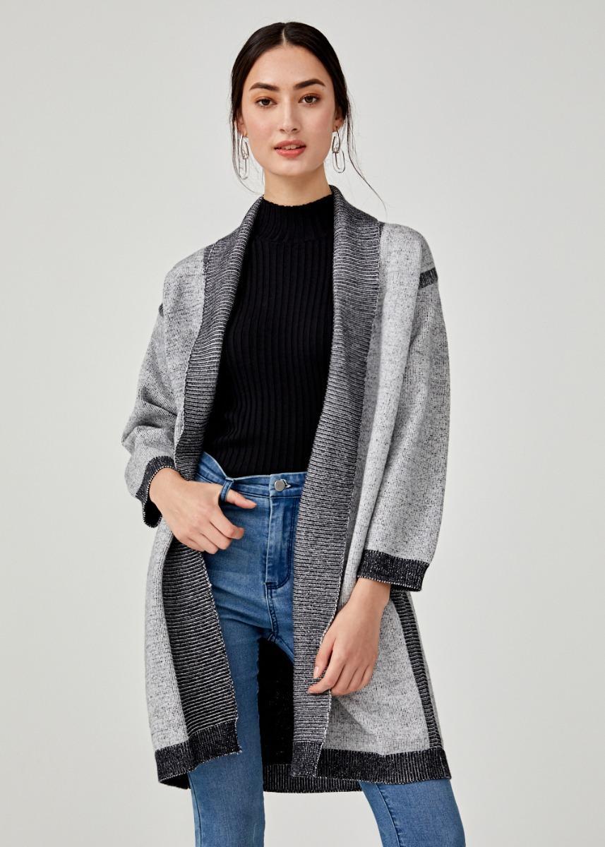 Aniceta Longline Knit Cardigan