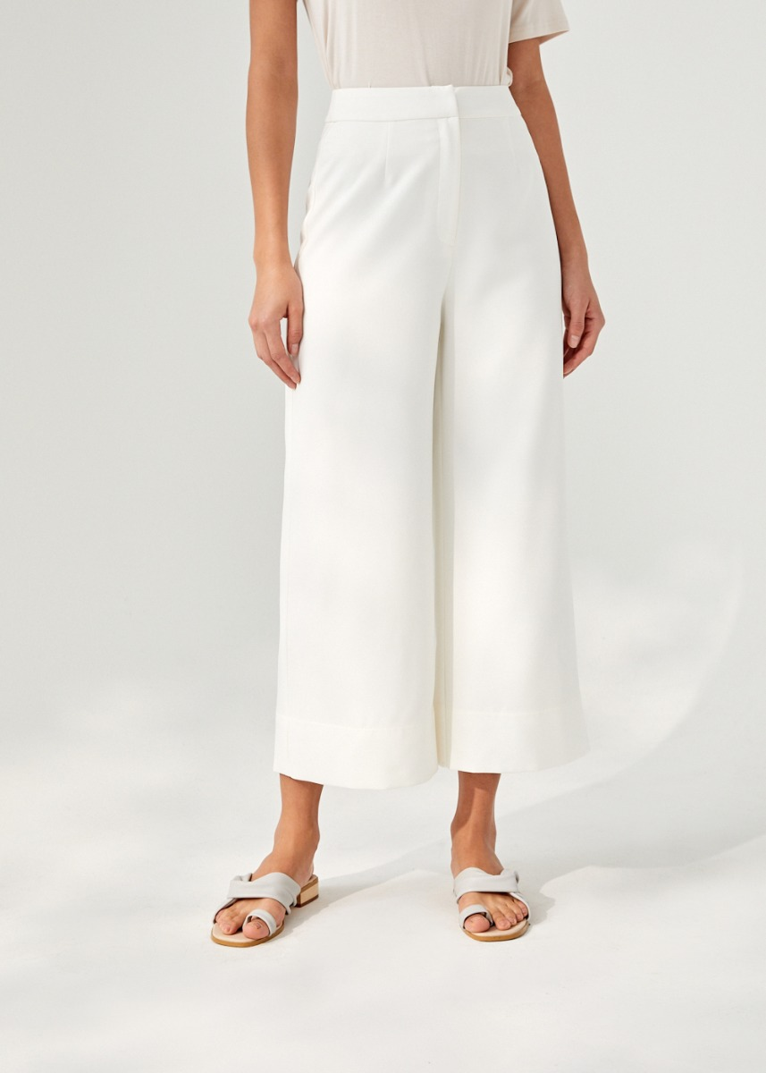 Sheba Tailored Wide Leg Pants