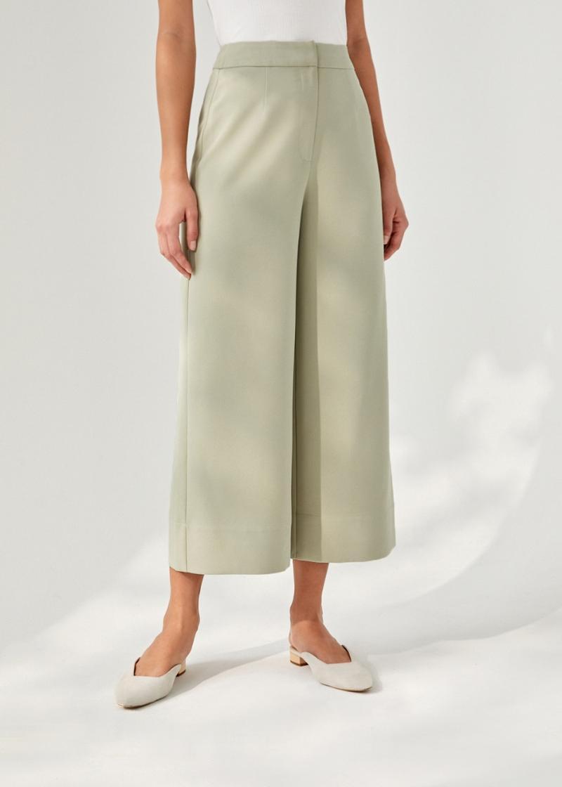Sheba Tailored Wide Leg Pants