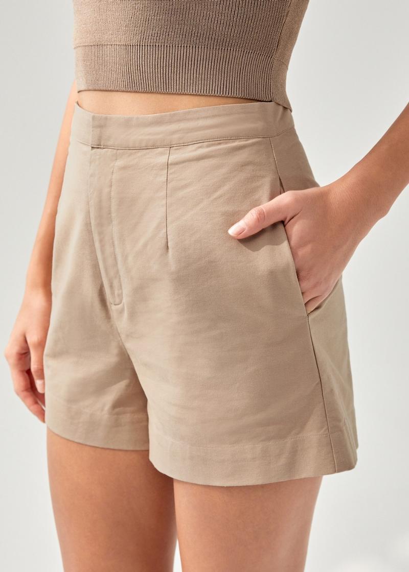 Amita Tailored Shorts