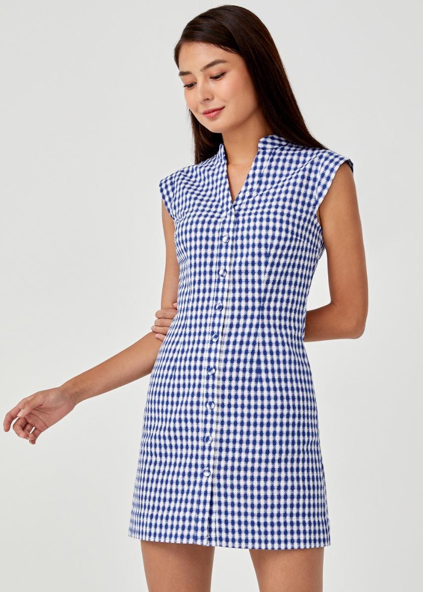 Maretta A-line Dress